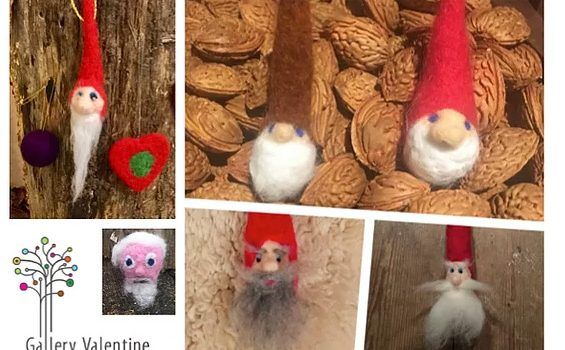 Felted Gnome making Workshop