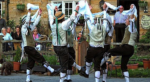 Weald of Kent Morris Men!
